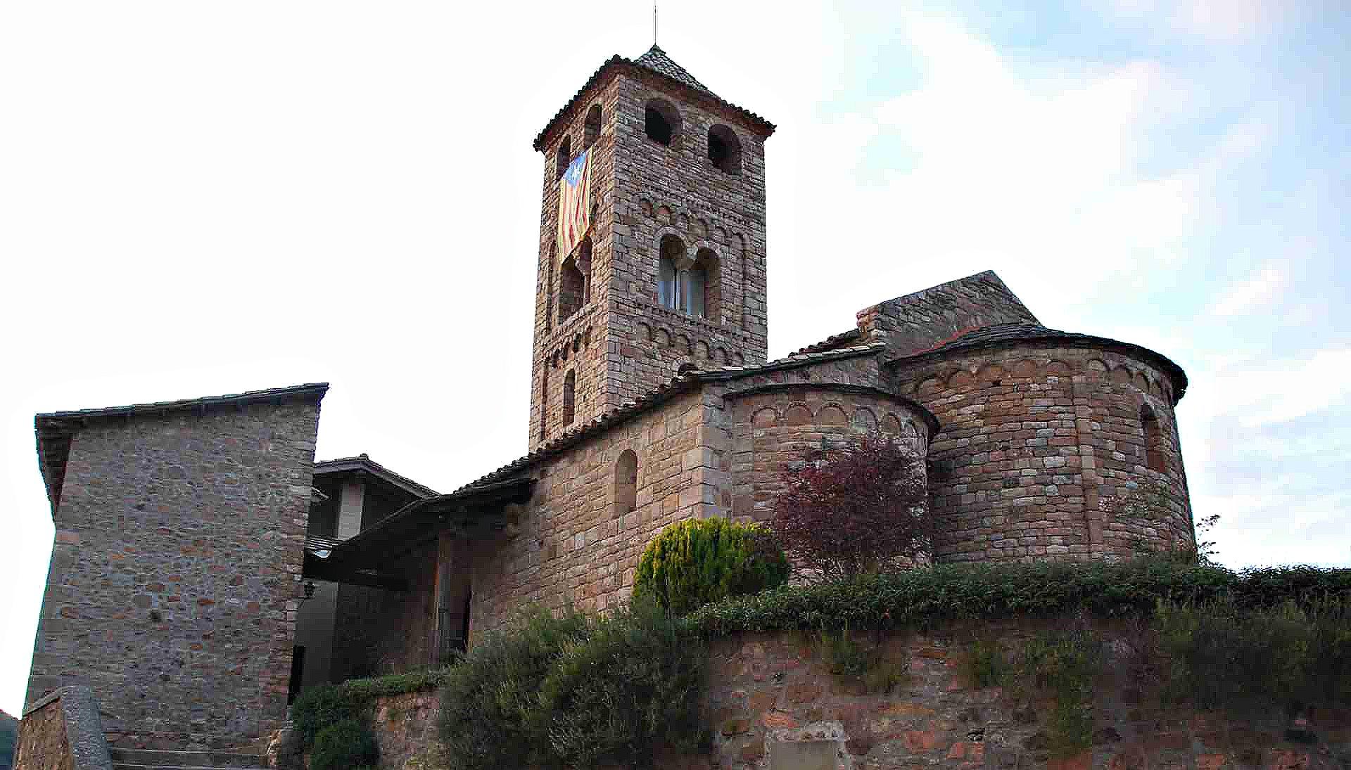 Esglesia de San Vicenç - Espinelves