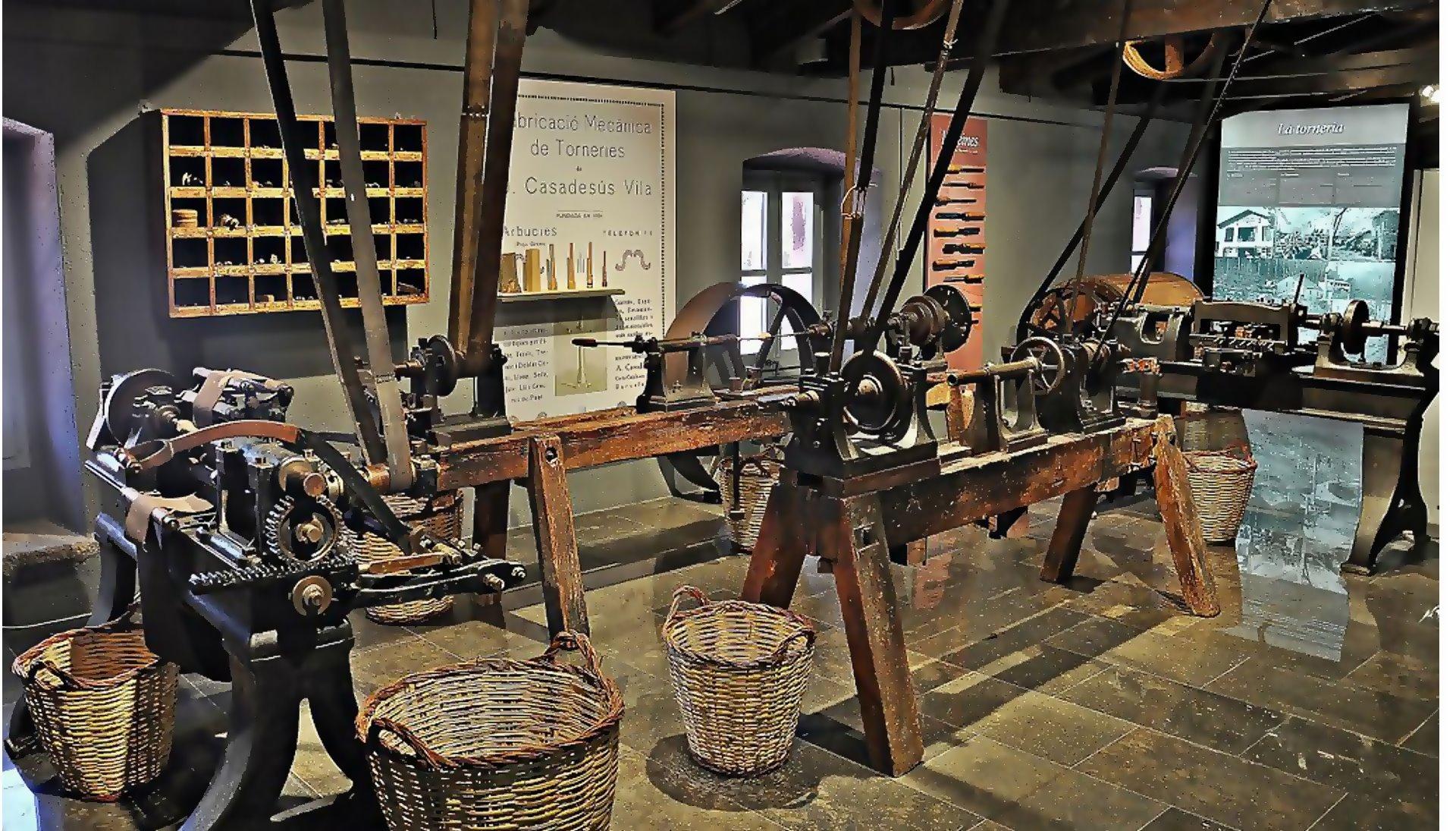 El Museu Etnològic del Montseny, la Gabella (Arbúcies)