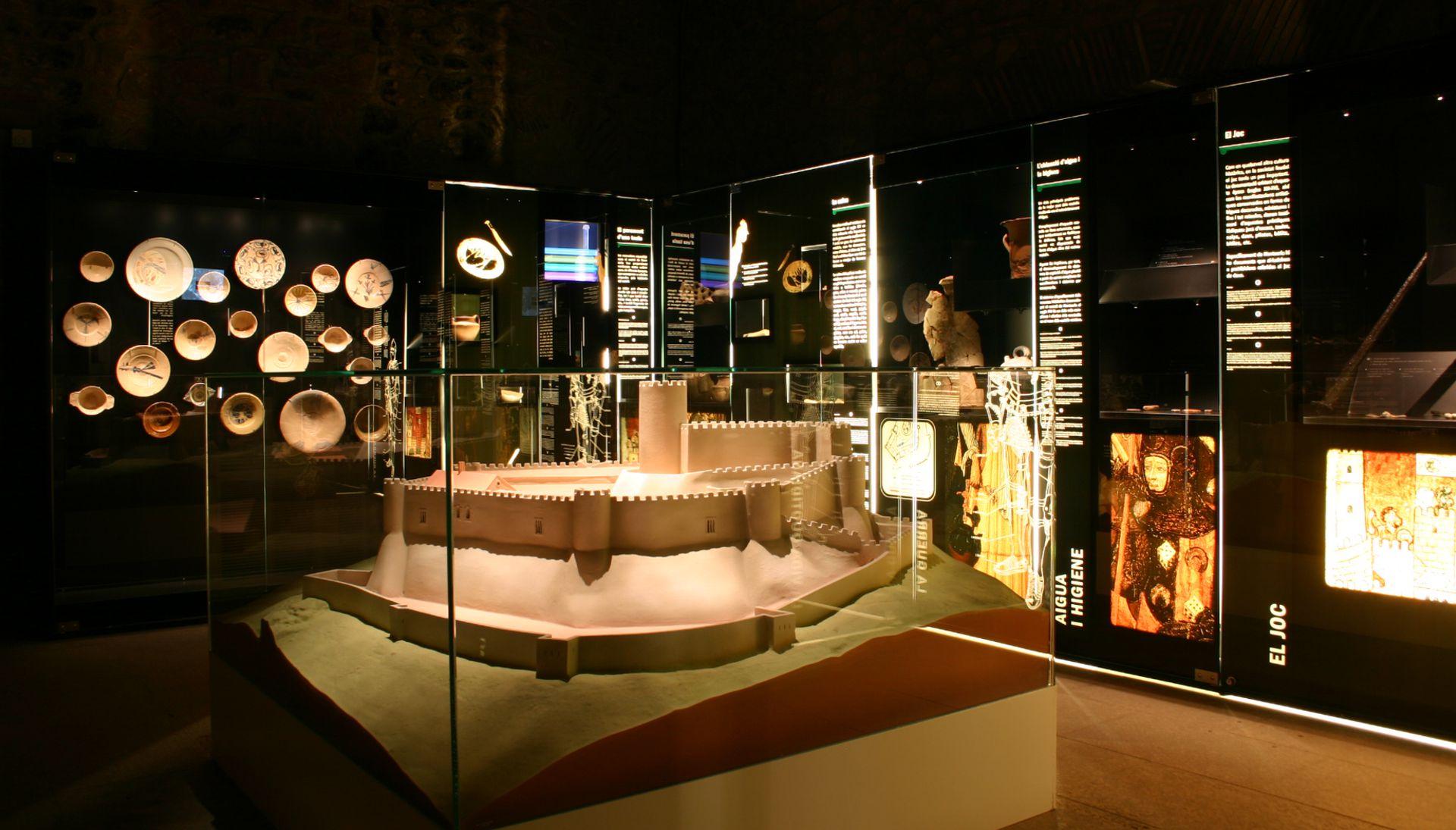 Museu Etnològic del Montseny, la Gabella, (Arbúcies)